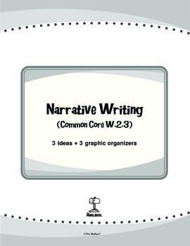 Narrative Writing (Common Core W.2.3)