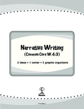 Narrative Writing (Common Core W.4.3)