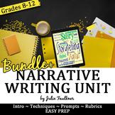 Narrative Writing Complete Unit, Bundle