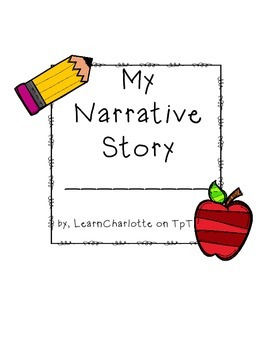 Narrative Writing Covers