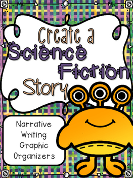 Writing Science Fiction Worksheets & Teaching Resources | TpT