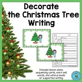 Christmas Tree Writing
