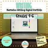 Narrative Writing Digital Portfolio for Distance Learning