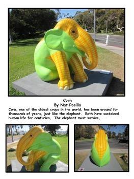 Narrative Writing Elephants on Parade
