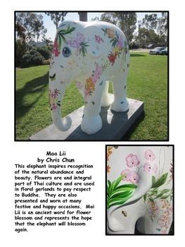 Narrative Writing Prompts Elephants on Parade