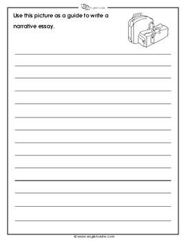 Narrative Writing Essay Pack