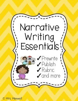 Narrative Writing Essentials