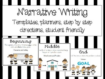 Narrative Writing First Grade