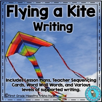 Flying a Kite Writing Prompt