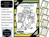 Narrative Writing: Fun Dinosaur 5 Week Unit {Common Core Aligned}