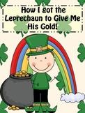 Narrative Writing Fun - St. Patrick's Day