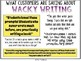 Narrative Writing - Writing Task Cards & Activities GROWING BUNDLE
