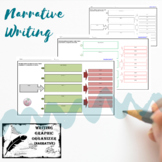 Narrative Writing Graphic Organizer