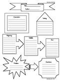 Narrative Writing Graphic Organizer/Story Elements
