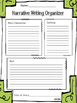 Narrative Writing Graphic Organizer and Storyboard