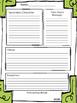 Narrative Writing Graphic Organizer and Storyboard