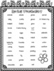 Narrative Writing Transition Words Sentence Starters ANY TOPIC Christmas, Winter