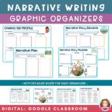 Narrative Writing Graphic Organizers | Google Classroom