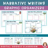 Narrative Writing Graphic Organizers | Google Classroom