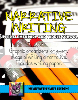 Narrative Writing Graphic Organizers