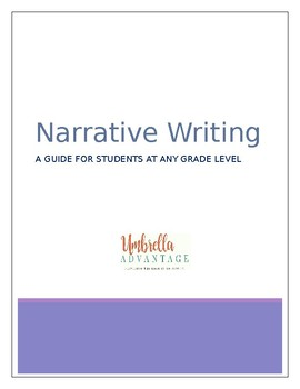 Narrative Writing Guide