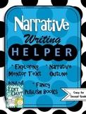 Narrative Writing Helper Bundle