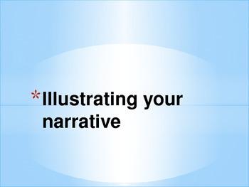 Narrative Writing Illustration