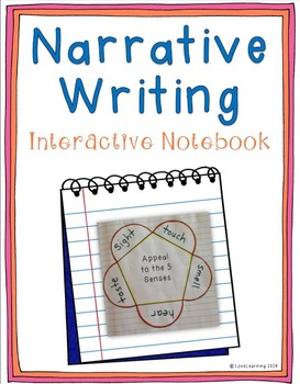 Narrative Writing Interactive Notebook