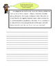Narrative Writing Interactive Notebook Pages