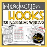 Narrative Writing Introduction Hooks