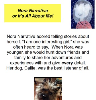 Narrative Writing-Introduction and Practice