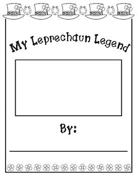 "Narrative Writing ""Leprechaun Legend"""