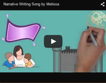 Narrative Writing (Magic Carpet Ride) Video