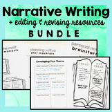 Narrative Writing Unit PLUS Editing and Revising Bundle