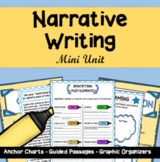 Narrative Writing Mini-Unit: Differentiated and Easy to Follow!