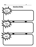 Narrative Writing Organizer