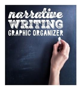 Narrative Writing Organizer