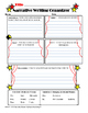 Narrative Writing Organizer with Stage Play theme