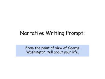 Narrative Writing POV