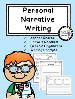Personal Narrative Writing