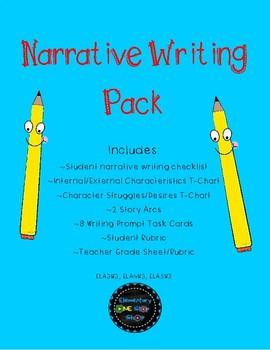 Narrative Writing Pack