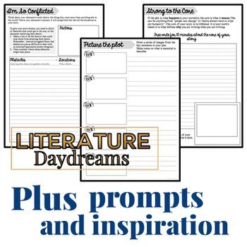 Creative Writing Worksheets