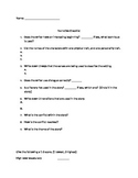 Narrative Writing Peer Critique Checklist