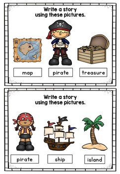 Narrative Writing Picture Prompt TASK CARDS