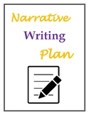 Narrative Writing Plan