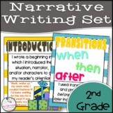 Narrative Writing Posters- 2ndGrade
