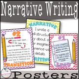 5th Grade Narrative Writing Posters