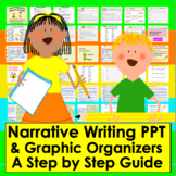 Narrative Writing PowerPoint  {From Paragraph to 5 Parag. Essay} CCSS