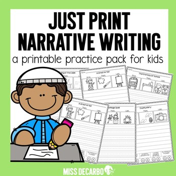 Narrative Writing Practice