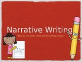Narrative Writing Presentation